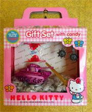 Heike Sauer: Gift Set with Candy
